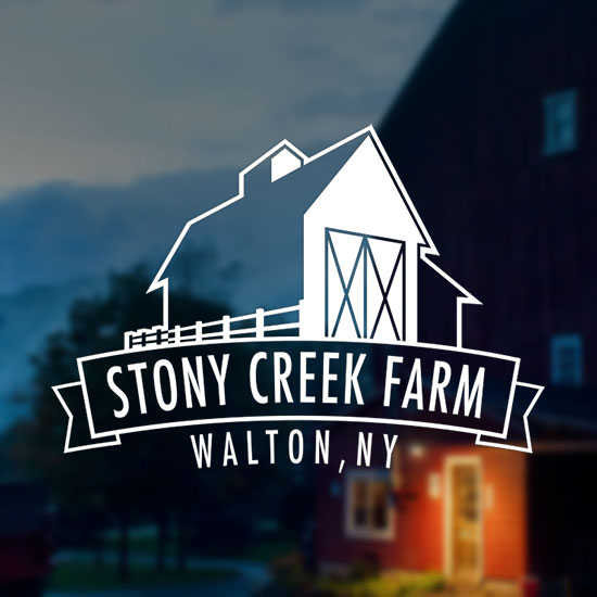 Stony Creek Farm Branding